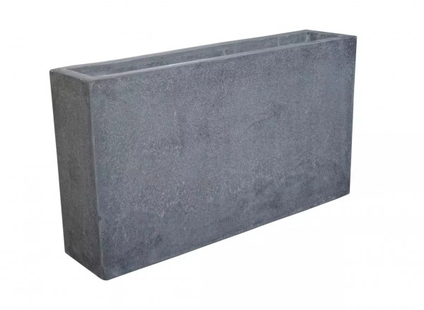 Pflanzkübel Separator - Grau - 90cm x 84cm x 23cm